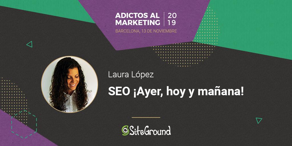 SEO Laura López